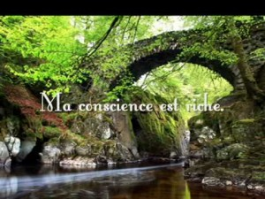 PI affirmations conscience puissance interieure